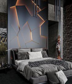 Luxury Bedroom Design, Home Room Design, Dream Home Design, Master Bedroom Design, Home Decor Bedroom, Home Interior Design, Bedroom Ideas, Luxury Interior, Bedroom Designs