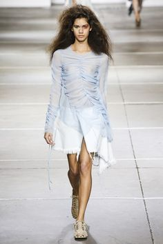 London Fashion Week Day 5 Marquess' Almeida Spring/Summer 2015 Ready to wear 16 September 2014