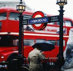 London Bus & Train by faredodger