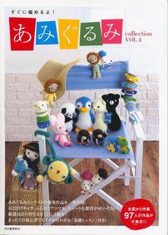Amigurumi Collection Vol. 4 - TODOAMIGURUMI - Álbuns da web do Picasa