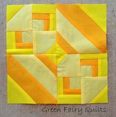 Block #8 for Virtual Quilting Bee
