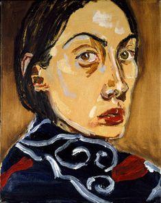 Ahn Duong, La tentation d'éxister (The temptation to exist), oil on canvas, 1992.