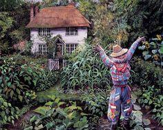 Grandparents' House by Susan Rios