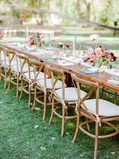 Linen: La Tavola Fine Linen Rental - http://www.stylemepretty.com/portfolio/la-tavola-fine-linen Wedding Planning: We Tie The Knots - http://www.stylemepretty.com/portfolio/we-tie-the-knots Wedding Venue: Lyons Farmette - http://www.stylemepretty.com/portfolio/lyons-farmette   Read More on SMP: http://www.stylemepretty.com/2017/01/13/backyard-chic-colorado-wedding/
