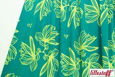 lillestoff Woman « Jungle Flowers « // Design: Kluntjebunt // hier erhältlich: http://www.lillestoff.com/jungleflowers.html