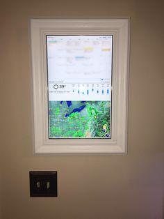 Raspberry Pi Informational Display