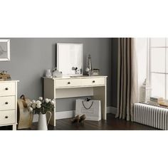 Home base dressing table