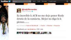 El 'RudyGate' estalla y se multiplica en Twitter