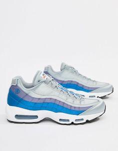 hot sale online 4887f d9981 Nike - Air Max 95 SE - Baskets - Gris AJ2018-001