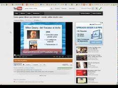 Demostración de que llegar a la primera página de Youtube es posible