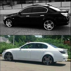 His and hers BMW