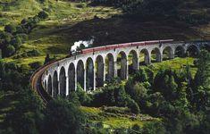 Ben Nevis, Scotland Road Trip, Scotland Travel, Scotland Vacation, Sedona Arizona, Chutes Victoria, Day Trips From Edinburgh, Harry Potter Filming Locations, Trains
