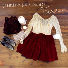 Element Gift Guide: Fire - Free People Blog
