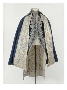 This is Napoleonic Revival Costume.  Habit de cérémonie de Conseiller d'Etat à la française comprenant gilet et  Giclée-Druck bei AllPosters.de