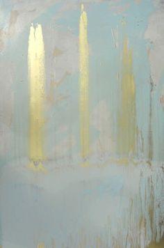 "New Orleans Series: ""Jet Stream"" by Austin Allen James, 16x20 - contemporary - Mixed Media Art - MOSS MANOR | Sarah James Moss"