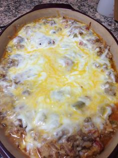 Fried Pies and Fireflies: Stuffed Pepper Casserole