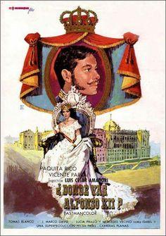 Romántica película. Se estrenó el 16.02.1959.
