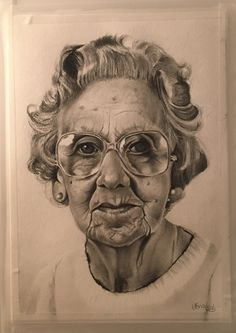 Can't believe this is a drawing!  By Brushstrokes- Kent Based Portrait Artist