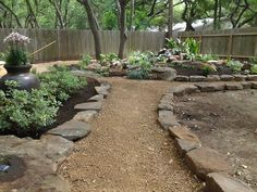 Decomposed granite crushed rock path, for the center of the front yard oasis. Description from pinterest.com. I searched for this on bing.com/images