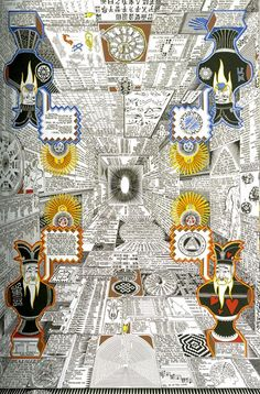 pedro friedeberg   Found on imprint.printmag.com