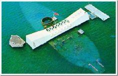Pearl Harbor é uma grande oportunidade de conhecer um pouco da história da colonização destas ilhas, que foram disputadas por japoneses e americanos, passeio ideal para quem planeja conhecer a ilha de Oahu.