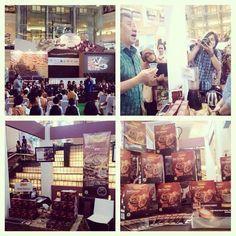 "Pameran ""All About Chocolate"" @ Mall Taman Anggrek - Jakarta"