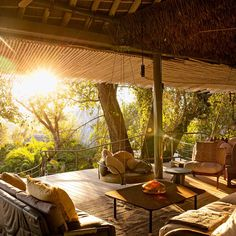 Want to know more about the best Botswana safari holidays? These are the six best safari lodges in Botswana, the undisputed king of the African safari Wooden Walkways, Safari Holidays, Patio Interior, Spa Interior, Okavango Delta, Going On Holiday, Amazing Destinations, Amazing Hotels, Travel Destinations