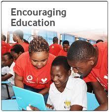 Vodacom encouraging education Education, Life, Educational Illustrations, Learning, Onderwijs, Studying