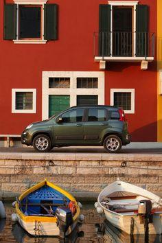 2013 Fiat Panda 4x4 Fiat Panda, Fiat Cars, Offroad, 4x4, Trucks, Design, Pandas, Off Road, Truck