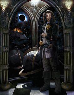 Risultati immagini per haarlock family crest motto dark heresy Warhammer 40k Rpg, Battlefleet Gothic, Arcane Trickster, Rogue Traders, Fantasy Warrior, Fantasy Art, Deathwatch, The Grim, Shadowrun
