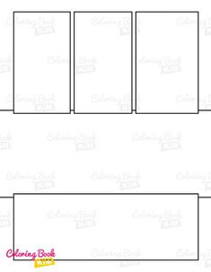 A blank comic book with professional panels to create great stories for children, adults, amateurs and professionals. 120 pages of templates designed to meet the highest requirements of both amateur and professional artists. Arranging the panels focuses on the main larger drawing, where we have the center of the page and smaller panels where we draw additions to the stage. Blank Comic Book, Comic Books, Stories For Kids, Great Stories, Create Your Own Comic, Comic Book Template, Comic Panels, Larger, Stage