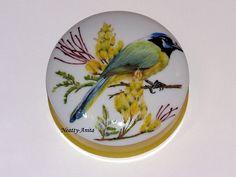 Le blog de Neatty: Peinture sur porcelaine