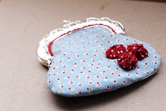 Vintage Coin Purse Tutorial and Pattern