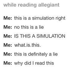 Chapter 50 ~Divergent~ ~Insurgent~ ~Allegiant~