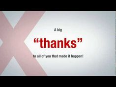 TEDx Athens 2011 - Social Media Infographic Video