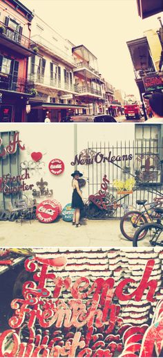 #F21 loves #NOLA! Bliss Katherine gives us a tour of 5 spots to hit up in New Orleans on the Forever 21 Blog