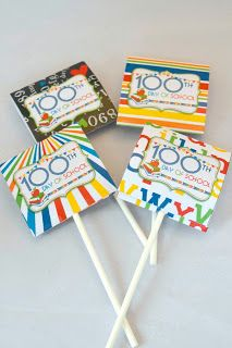 A-Manda Creation: 100th Day of School Printables and a Freebie!