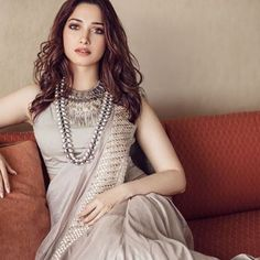 Here are 15 wedding trends by actress Tamannaah Bhatia which will inspire you to get celeb fashion and make all the heads turn in the next wedding you attend. Fashion Studio, Girl Fashion, Fashion Looks, Womens Fashion, Fashion Design, Fashion Trends, Indian Attire, Indian Wear, Indian Outfits