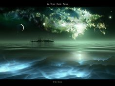 A Tale From Afar by Gate-To-Nowhere.deviantart.com on @deviantART