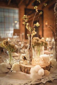 Rustikale Hochzeit: