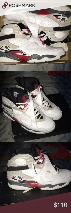 Nike Air Jordan 8s bugs bunny 100% Authentic. Nike Air Jordan 8s. Size 11.5 Jordan Shoes Athletic Shoes