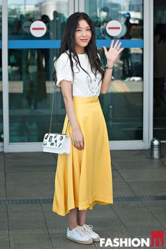 Kim Yubin, Wonder Girls, Idol Fashion / Style, Kpop