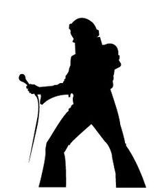 Elvis Silhouette | elvis silhouette