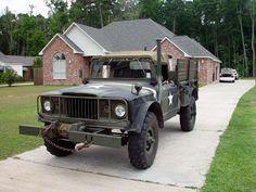 Kaiser Jeep M715 1¼ ton PickUp Truck - 1968 | Jeeps ...