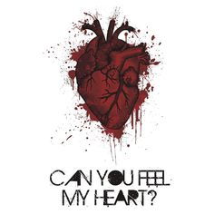 bring me the horizon can you feel my heart lyrics lyrics