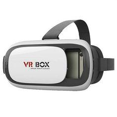 An awesome Virtual Reality pic! VR Box Second Generation Virtual Reality for Smartphone  Harga : Rp 171.300 Berat : 1.1 kg Garansi : 7 hari  Warna : White OMTH9OWH  Nikmati 3D Virtual Reality dari smartphone Anda. Cardboard ini terbuat dari bahan material plastik yang berkualitas untuk menopang smartphone dan dilengkapi dengan tali yang elastis agar dapat dikaitkan di kepala Anda sehingga lebih nyaman dan mudah.  Features How It Works Anda dapat menikmati 3D Virtual Reality dengan gampang…