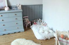 Chambre Montessori et lit au sol pourquoi ?