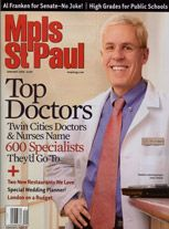 Dr. Crutchfiled Selected as one of the  Best Doctors in America for 2011