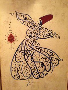 Sufis love Rumi