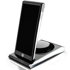 Bang & Olufsen inspired Samsung concept smartphone.